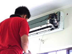Air Duct Cleaning in Gastonia