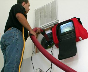 Iron Station Air Duct Cleaning