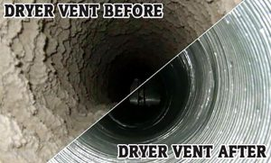 Dryer Vent Cleaning Troutman NC